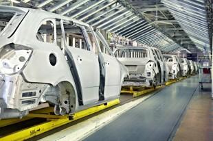 PwC: Autofabriken in Europa nicht ausgelastet